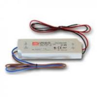 Napájací zdroj LED LPV 35W 12V 3,0A IP67 MW