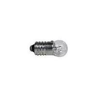 Žiarovka E10 12V 0.25A 3W trpazlíčia
