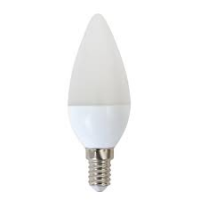 Žiarovka E14 5W 230V sviečková denná biela