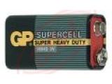 Batéria GP 1604 9V supercell