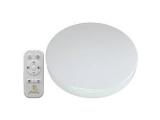 Svietidlo 65W 240V IP20 LCL636T biele oválne s diaľkovým ovládačom