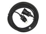 Predlžovací kábel 10m 3x1,5mm IP65