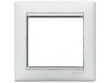 Rámik 1-násobný 774451 biely Valena