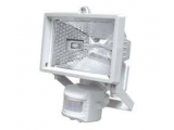 Reflektor 150W/B biely so senzorom