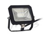Reflektor 10W LED SMD čierny