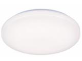 Svietidlo 12W 264V IP20 LC721S biele oválne