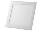 Svietidlo 6W PS LPL211 30SMD biele hranaté 2800K teplá biela