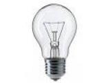 Žiarovka E27 100W 24V číra