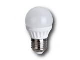 Žiarovka E27 5W 220-240V G45 teplá biela